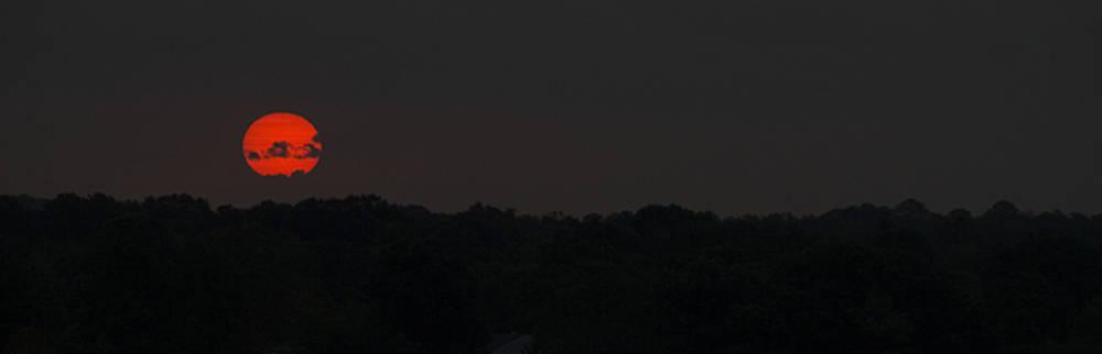 September Sunrise by Tom McElvy