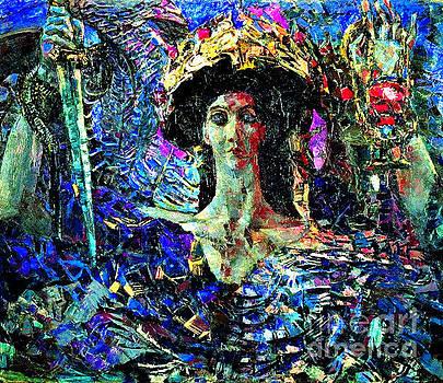 Seraph 1904 by Padre Art