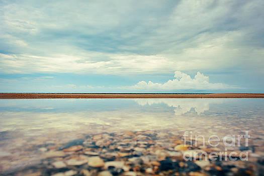 Serene Reflections by Kelly Nowak