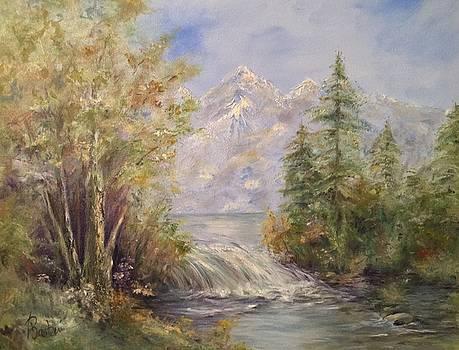 Serenity by Anne Barberi