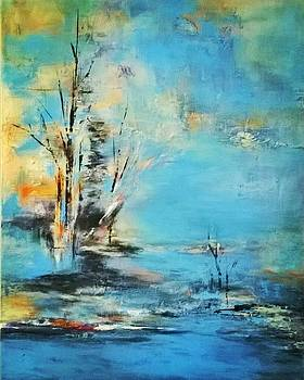 Serenity II by Betty Pinkston
