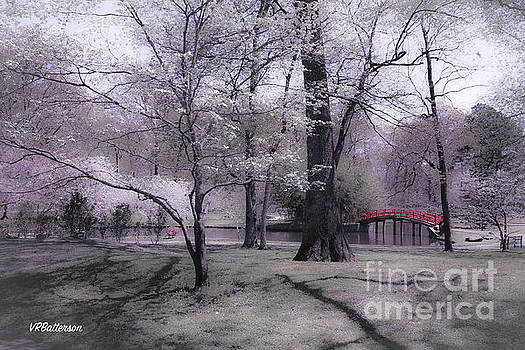 Serenity at Memphis Botanic Garden by Veronica Batterson