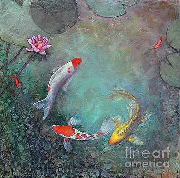 Serenity Pool by Lori McNee
