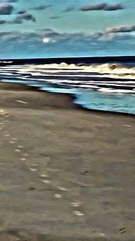 Serenity Walk by Marian Palucci-Lonzetta