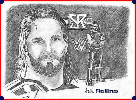 Seth Rollins by Chris  DelVecchio