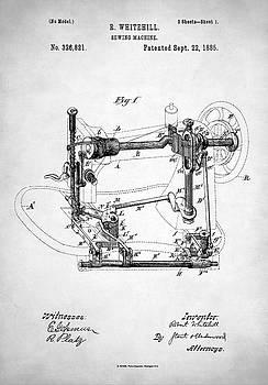 Sewing Machine Patent by Taylan Apukovska