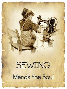 Joyce Geleynse - Sewing Mends the Sould