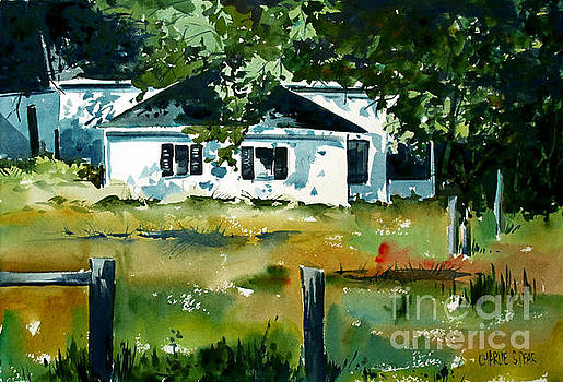 Shaded Porch by Charlie Spear