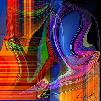 Shades of Scotland by Iris Gelbart