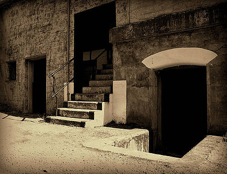 Marilyn Wilson - Shades of the Past - sepia