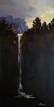Shadow Falls by Helen Harris