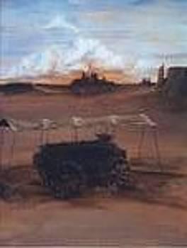 Shadow Wagon by John Gibson