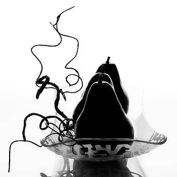 Shadowed Pears by Vicki McLead
