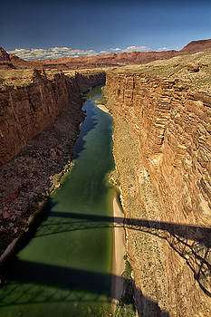 Tom Kelly - Shadows over Marble Canyon