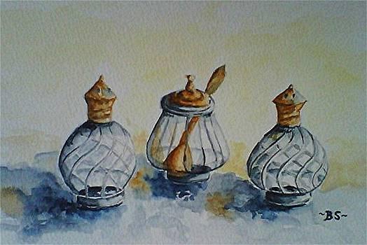 Shakers by Bonnie Schallermeir