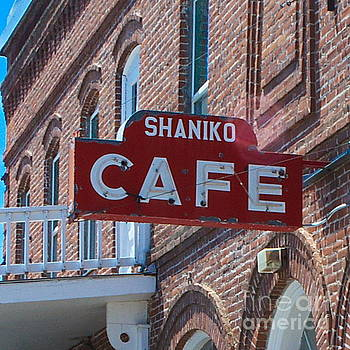 Shaniko  Cafe by Ansel Price