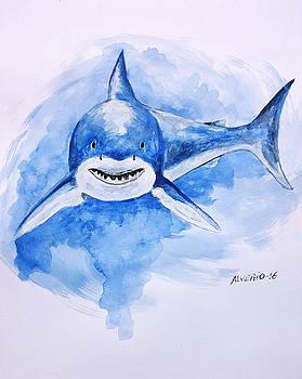 Shark by Edwin Alverio