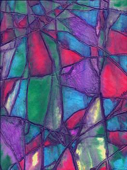 Shattered 2 by Wayne Potrafka