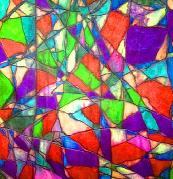 Shattered Life I by Wayne Potrafka