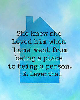 She Knew She Loved Him by Michelle Eshleman