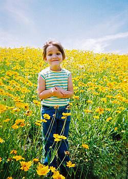 She Loves Yellow by Joy Tudor