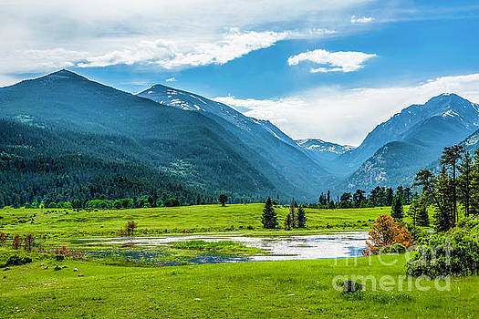 Jon Burch Photography - Sheep Lakes Overlook