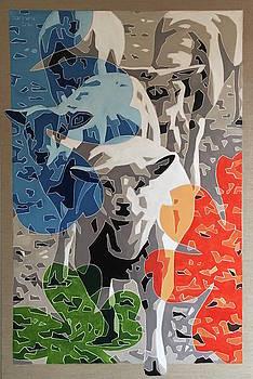 Sheep's Meadow by Varvara Stylidou