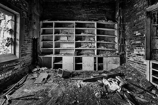 Shelf It by CJ Schmit