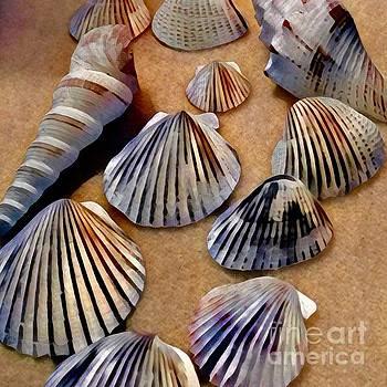 Shell Art by Diana Chason