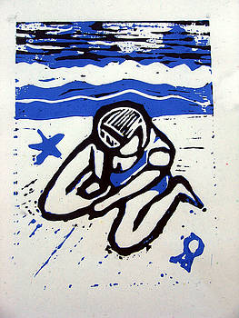 Adam Kissel - shellie - blue