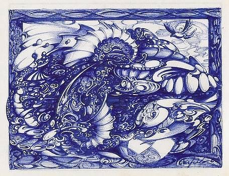 Shells by Jay Garfinkle