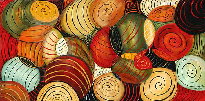 Shells by Lauren  Marems