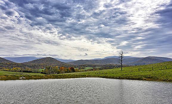 Shenandoah Valley - Virginia  by Brendan Reals