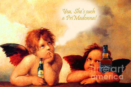 Wingsdomain Art and Photography - Shes Such A Prima donna 20150622 text