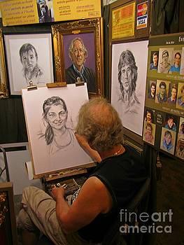 John Malone - Shhhh Artist Working
