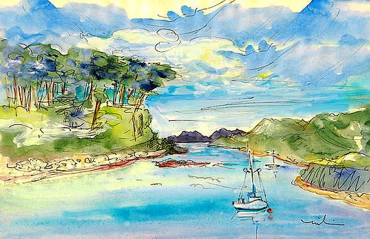 Miki De Goodaboom - Shieldaig In Scotland 04
