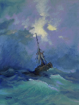 Shifting Tides by Shane Guinn