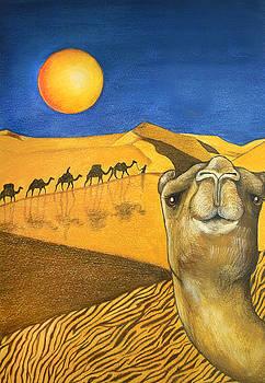 Robert Lacy - Ship of the Desert