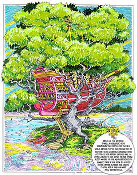 Ship Tree by William Krupinski
