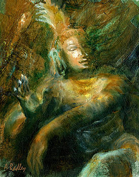 Shiva Lord of the Dance by Ann Radley
