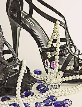 Shoes and Pearls by Jim Justinick