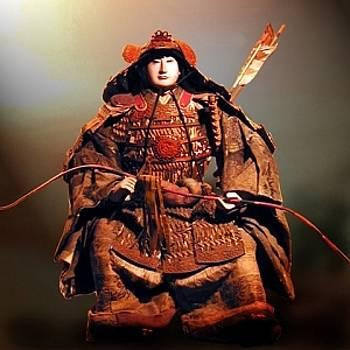 Shogun by Richard Nodine