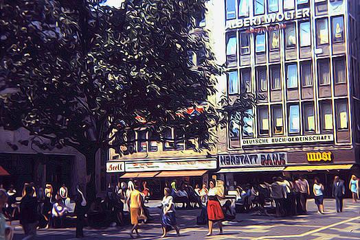 Cindy Boyd - Shopping in Germany 1973