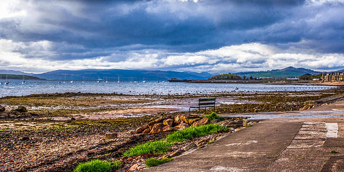 Shore Walk at Fairlie by Tylie Duff