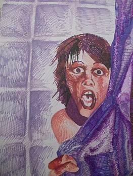Shower by Beka Burns