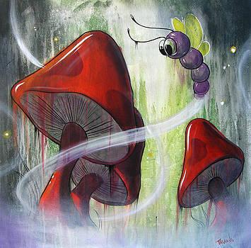 Shrooms 2 by Matt Truiano
