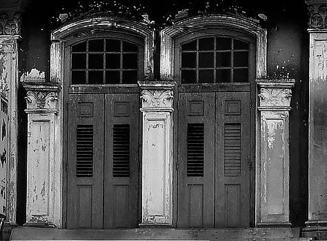 Shutter Doors Little India by Joseph Hollingsworth