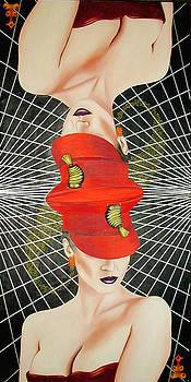 Siamese Ladies. by Tautvydas Davainis