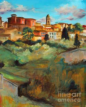 Siena Spring study by Alyson Kinkade