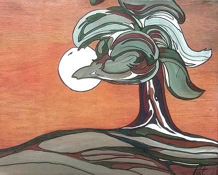 Sienna Skies by Pat Purdy
